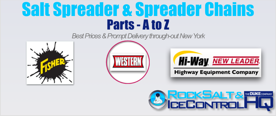 Picture of Hiway, Fisher & Western Salt Spreader Part #H12