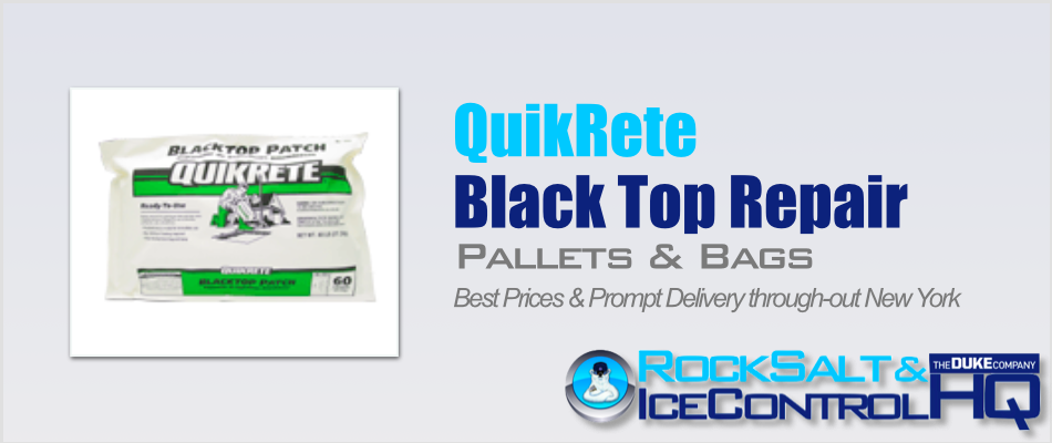 Picture of Blacktop Patch and Blacktop Repair Product 1701-52 QuikRete
