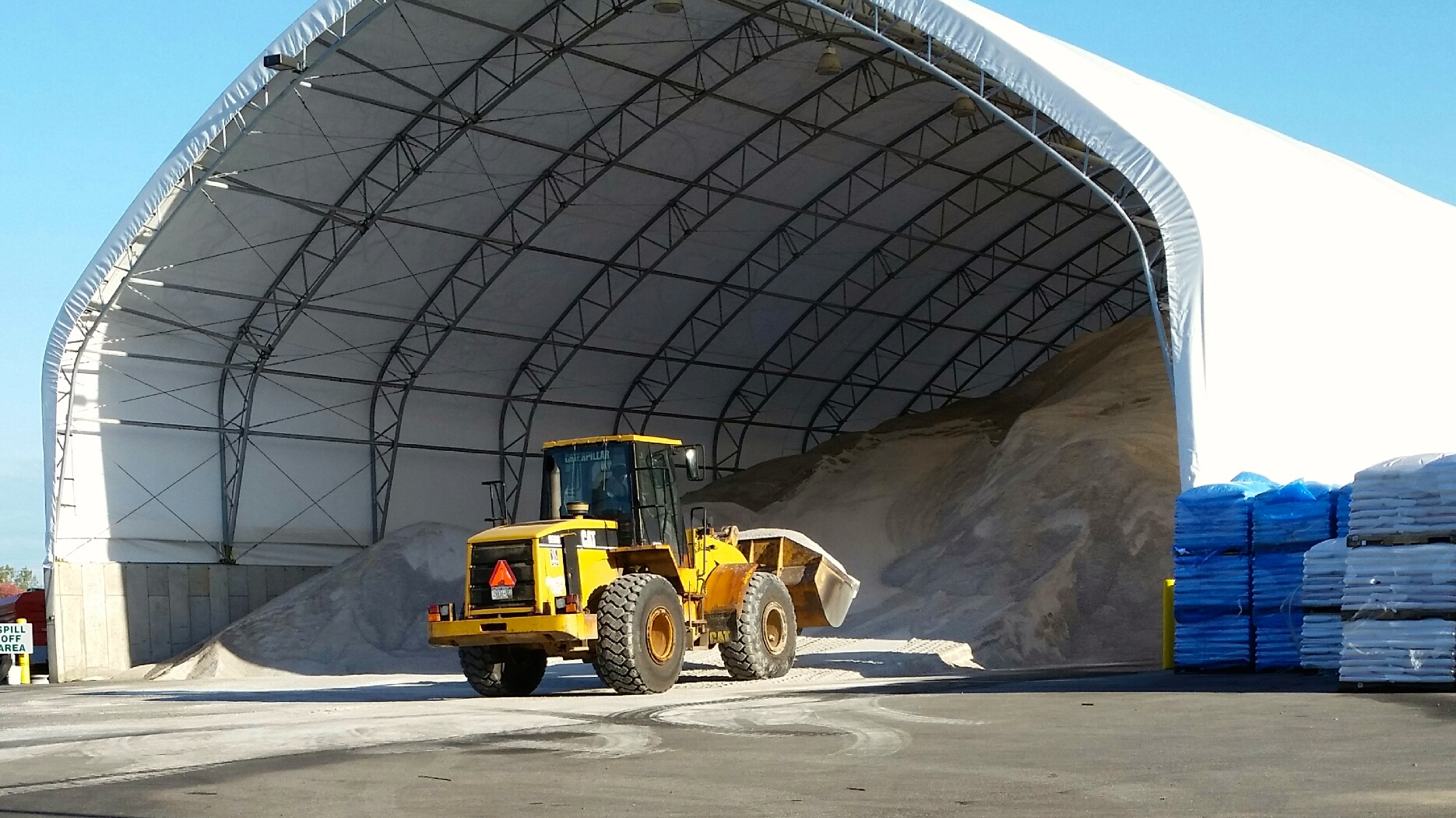 Bulk Rock Salt Delivery through-out New York State