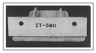 ST-580 Steel Snow Plow Shoes