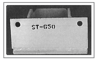ST-650 Steel Snow Plow Shoes