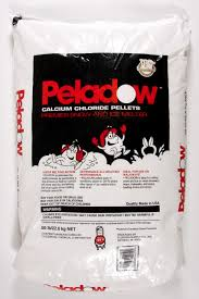 Peladow Calcium Chloride Pellets at the Duke Company in Rochester NY and Ithaca NY