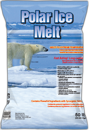 Polar Ice Melt - Packaged Deicer in New York