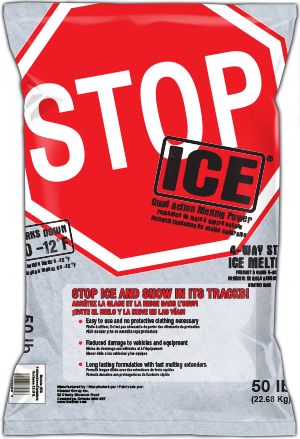 Stop Ice Quad Action Melting Power Deicer by Kissner