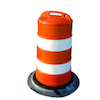 Best Prices on Traffic Barrels at The Duke Company in Rochester NY